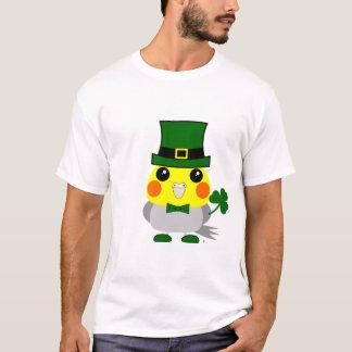 アイルランド人のBelleBelleのCockatielのTシャツ Tシャツ