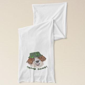 アイルランド人のDawgのスカーフ スカーフ
