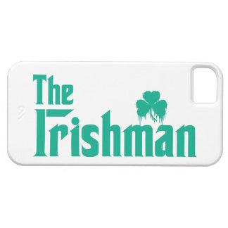 アイルランド人のiPhone 5の例 iPhone SE/5/5s ケース