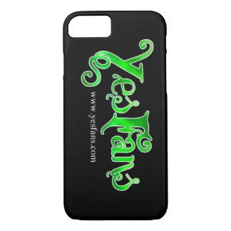 アイルランド人のYesfans.comカバー! iPhone 8/7ケース