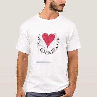アイルランド人を愛して下さい Tシャツ