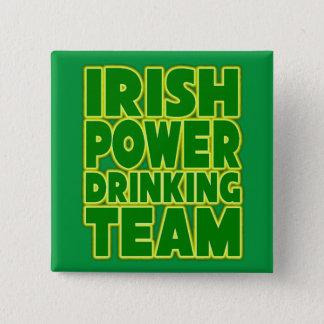 アイルランド力の飲むチーム 缶バッジ