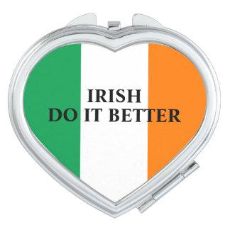 アイルランド語それは名前入りなアイルランドの旗をよくします