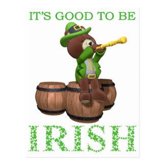 アイルランド語であることはよいです ポストカード