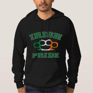 アイルランド語はブラスナックルを自漫します パーカ