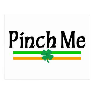 アイルランド語は私をつまみます ポストカード