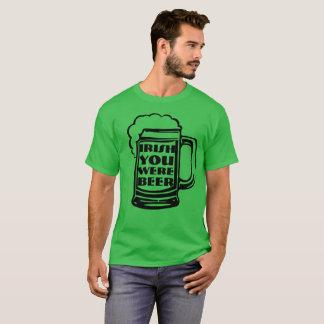 アイルランド語ビールでした Tシャツ