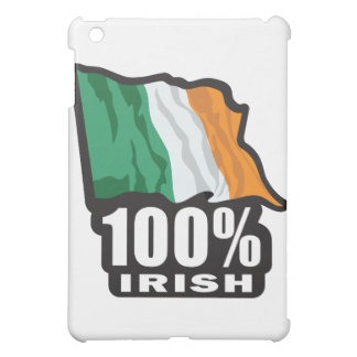 アイルランド語100%またはセントパトリックの日 iPad MINI CASE