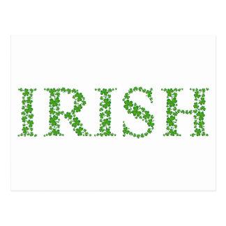 アイルランド語 ポストカード