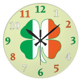 アイルランド語 ラージ壁時計