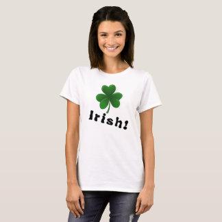 アイルランド語! 叫び屋上からのそれ Tシャツ