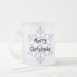 アイルランド語/英語/ゴードン/R&Wのセッタークリスマス フロストグラスマグカップ