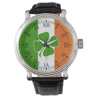 アイルランド語st patricks day 腕時計