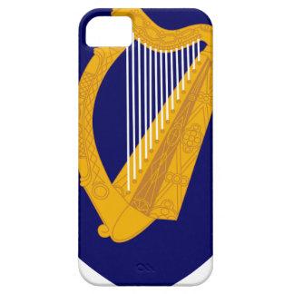 アイルランド-アイルランドの紋章の紋章付き外衣 iPhone SE/5/5s ケース