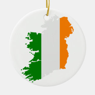 アイルランド セラミックオーナメント