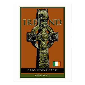 アイルランド ポストカード