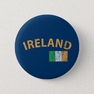 アイルランド 缶バッジ