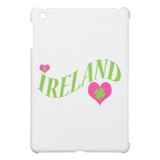 アイルランド iPad MINI カバー