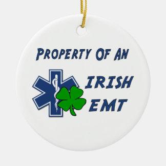 アイルランドEMTの特性 セラミックオーナメント