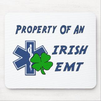 アイルランドEMTの特性 マウスパッド