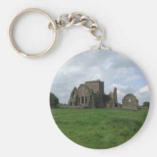 アイルランドHoreの大修道院のアイルランド語はCashelの石を台無しにします キーホルダー