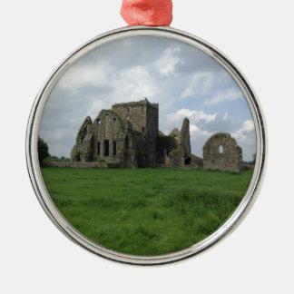 アイルランドHoreの大修道院のアイルランド語はCashelの石を台無しにします メタルオーナメント