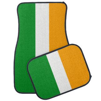 アイルランドROIのアイルランドの三色の旗 カーマット