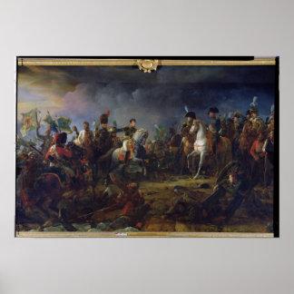 アウステルリッツの戦い ポスター