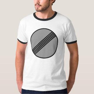アウトバーン制限速度のティー無し Tシャツ