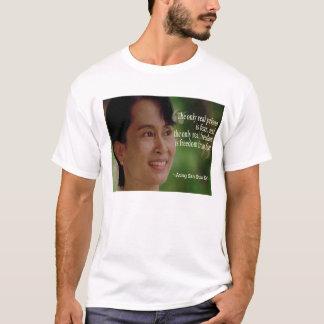 アウン・サン・スー・チーのTシャツ Tシャツ