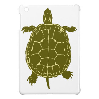 アオウミガメの貝の海の海のギフトの現在 iPad MINI カバー