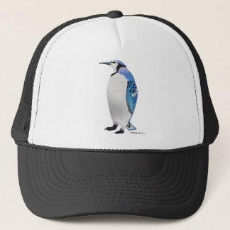 アオカケスのペンギン キャップ