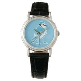 アオカケスの腕時計 リストウオッチ