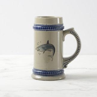 アオザメ鮫 ビールジョッキ