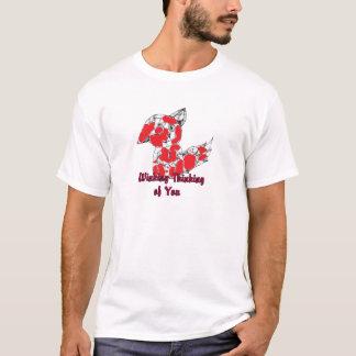 アカギツネのワイシャツ Tシャツ