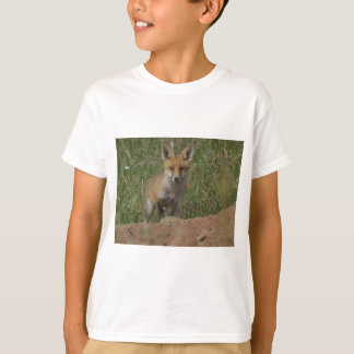 アカギツネ Tシャツ