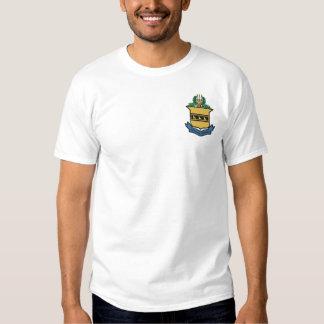 アカシア 刺繍入りTシャツ