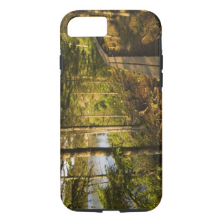 アカディア国立公園メインの木の通路 iPhone 8/7ケース