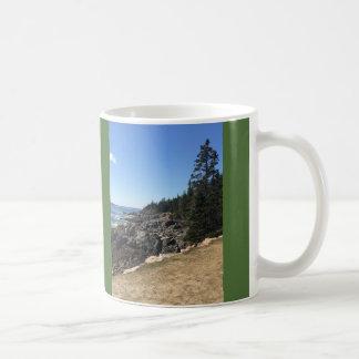 アカディア国立公園、メインのマグ コーヒーマグカップ