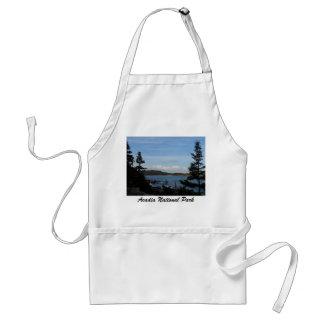 アカディア国立公園、メイン スタンダードエプロン