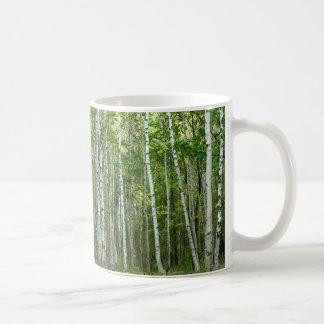アカディア樺の木 コーヒーマグカップ