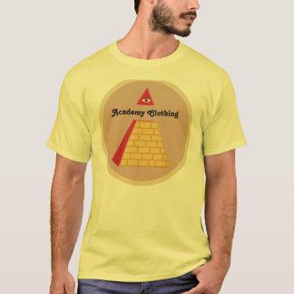 アカデミーの衣類のTシャツ Tシャツ