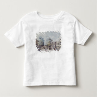 アカデミー、ベルリンを持つシナノキ トドラーTシャツ