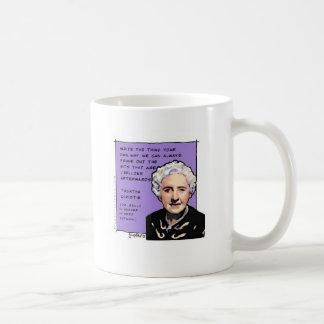 アガサ・クリスティは書きますそれにあなた自身の方法を言います コーヒーマグカップ