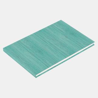 アクアマリンのタケ木製の穀物の一見 ゲストブック