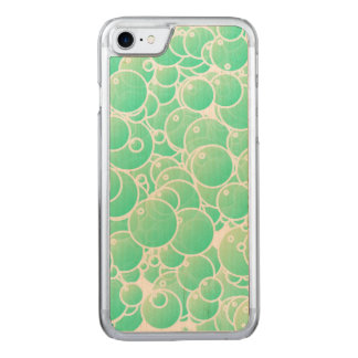 アクアマリンの泡 CARVED iPhone 8/7 ケース