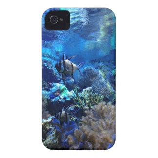 アクアリウム2のIphone 4/4sの場合 Case-Mate iPhone 4 ケース