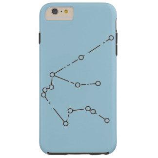 アクエリアスの星の印 TOUGH iPhone 6 PLUS ケース