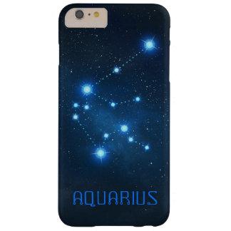 アクエリアスの星座の(占星術の)十二宮図 BARELY THERE iPhone 6 PLUS ケース