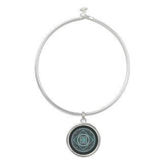 アクエリアスの曼荼羅の腕輪のブレスレット バングルブレスレット